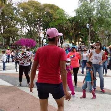 Diario Frontera, Frontera Digital,  CARNAVALES 2021 , Regionales, ,Jehyson Guzmán garantizó actividades recreativas  a  niños y adolescentes en el estado Mérida