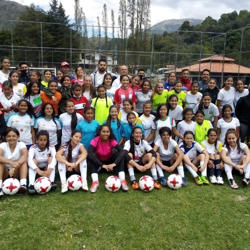 Diario Frontera, Frontera Digital,  FÚRTBOL FEMENINO, Deportes, ,Fue muy exitoso el Primer Campamento de Fútbol Femenino en Valle Hermoso