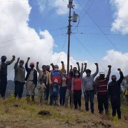 Diario Frontera, Frontera Digital,  Donación de transformador eléctrico, Regionales, ,Donación de transformador eléctrico benefició a 31 familias  y una escuela en sector La Trampa de Mérida