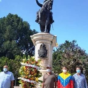Diario Frontera, Frontera Digital,  200 AÑOS DE LA TERCERA VISITA DE BOLÍVAR, Regionales, ,Gobierno Revolucionario conmemoró los 200 años  de la tercera visita del Libertador Simón Bolívar a Mérida