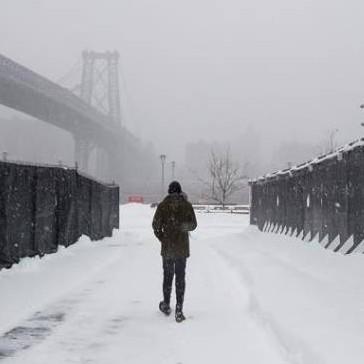 Diario Frontera, Frontera Digital,  TEMPORAL, NUEVA YORK, Internacionales, ,Temporal cubre de nieve Nueva York y el noreste de EEUU