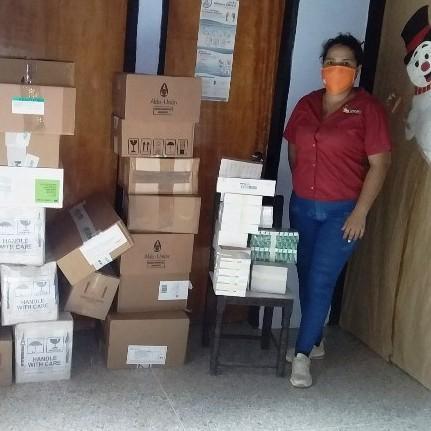 Diario Frontera, Frontera Digital,  LLEGAN MEDICAMENTOS A ZEA, Mocoties, ,Llegaron 25 mil unidades de medicamentos