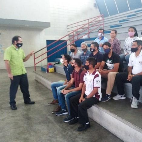 Diario Frontera, Frontera Digital,  Asociación Merideña de Voleibol, Deportes, ,El voleibol merideño se prepara para la Liga, torneos y elecciones