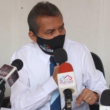 Diario Frontera, Frontera Digital,  RAMÓN GUEVARA, Regionales, ,Ramón Guevara hizo un llamado a reforzar medidas de prevención anticovid