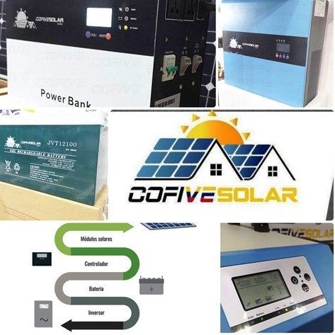 """Diario Frontera, Frontera Digital,  COFIVE SOLAR, Regionales, ,""""En Cofive tenemos en existencia paneles solares,  inversores y power bank"""""""