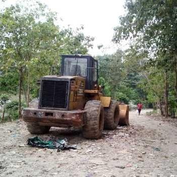 Diario Frontera, Frontera Digital,  vertedero de Onia de El Vigía, Panamericana, ,Para mantener operativa maquinaria del vertedero de Onia de El Vigía