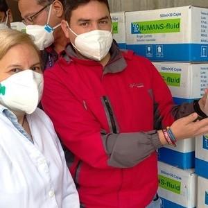 Diario Frontera, Frontera Digital,  LLEGAN MEDICAMENTOS A MÉRIDA, Regionales, ,Llegan a Mérida más de 54 mil unidades de medicamentos e insumos