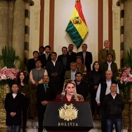 Diario Frontera, Frontera Digital,  BOLIVIA, Internacionales, ,Ordenan aprehensión de Áñez y cinco exministros, uno ya está detenido