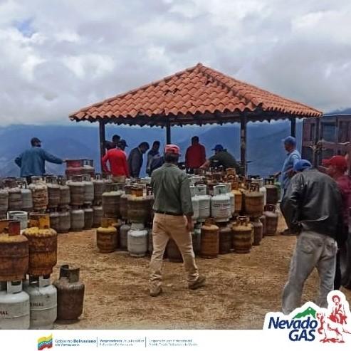 Diario Frontera, Frontera Digital,  NEVADO GAS, Regionales, ,Nevado Gas trasladó el Plan Admirable hasta El Morro y Los Nevados