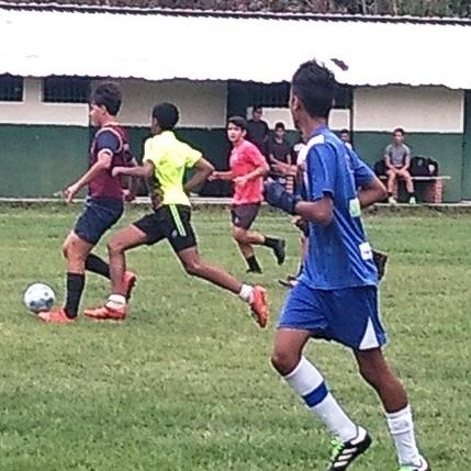 Diario Frontera, Frontera Digital,  Escuela de Fútbol Menor Las Américas, Deportes, ,La autogestión se está aplicando con éxito en la Escuela de Fútbol Menor Las Américas