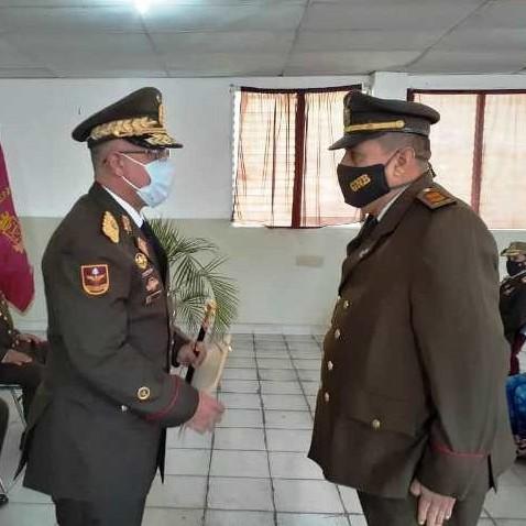 Diario Frontera, Frontera Digital,  GNB, Regionales, ,GNB Mérida reconoce a Efectivos de Tropa Profesional  que pasan a la honrosa Reserva Activa de la FANB