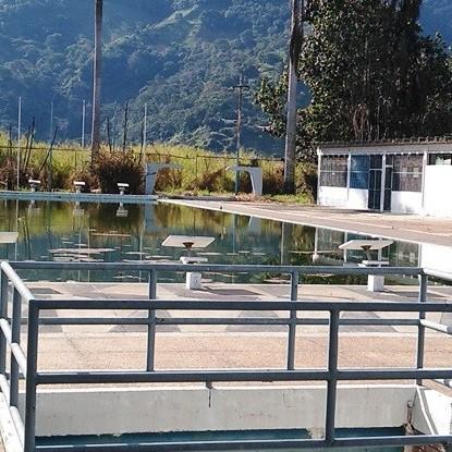 Diario Frontera, Frontera Digital,  Piscina de de Campo de Oro, Mérida, Deportes, ,Hay que rescatar prontamente la piscina de Campo de Oro
