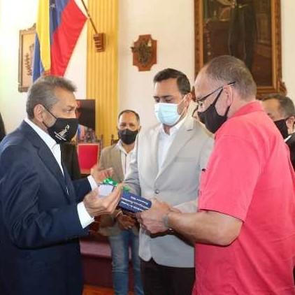 Diario Frontera, Frontera Digital,  MEMORIA Y CUENTA DE RAMÓN GUEVARA, Regionales, ,Memoria y cuenta del año 2.020  fue entregada por el gobernador de Mérida