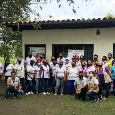 Diario Frontera, Frontera Digital,  CÁRITAS, Regionales, ,Cáritas Mérida acompañó inicio del proyecto Saman  en la Diócesis de El Vigía-San Carlos del Zulia