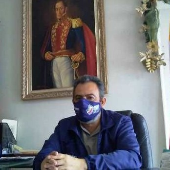 """Diario Frontera, Frontera Digital,  ALCALDÍA DE TOVAR, Mocoties, ,Alcalde Luis Márquez """"Inflación del País impide dar respuesta  como debe ser a nuestros trabajadores"""""""