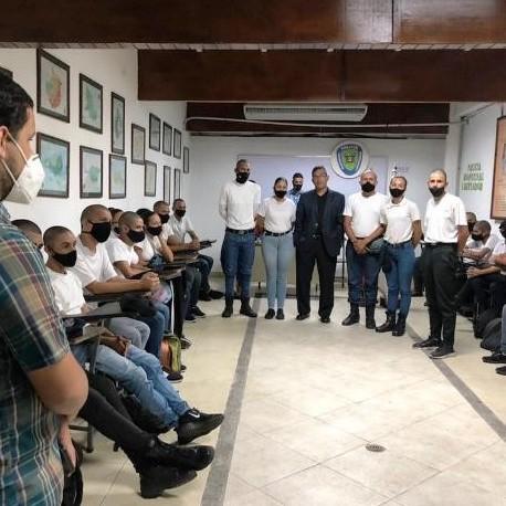 Diario Frontera, Frontera Digital,  OEA GOBIERNO DE MÉRIDA, Regionales, ,En el primer trimestre la OEA  capacitó a más de 100 funcionarios de seguridad de Mérida