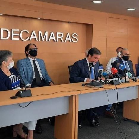 Diario Frontera, Frontera Digital,  FEDECÁMARAS, Nacionales, ,Fedecámaras presentó propuesta de vacunación a trabajadores privados