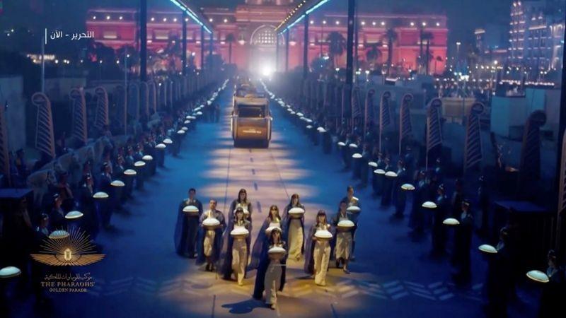 Diario Frontera, Frontera Digital,  EGIPTO, FARAONES, Internacionales, ,Desfile de los faraones: el extraordinario traslado  de las momias y reyes de Egipto por las calles de El Cairo