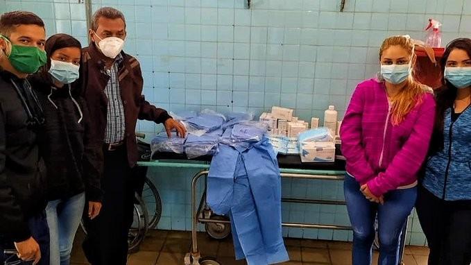 http://fronteradigital.com.ve/Hospital de Santo Domingo recibió nueva dotación por parte de Corposalud
