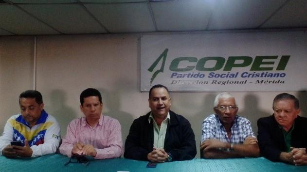 http://fronteradigital.com.ve/COMUNICADO Comité de Organización Política Electoral Independiente (Copei) de Mérida