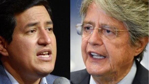 http://fronteradigital.com.ve/Elecciones en Ecuador: Arauz vs. Lasso, reñida contienda por la Presidencia