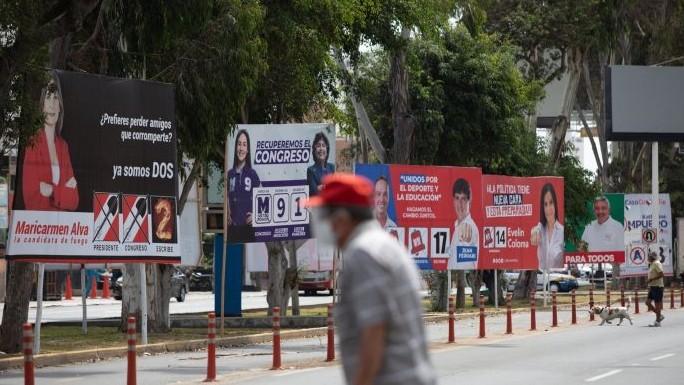 http://fronteradigital.com.ve/Elecciones Perú 2021: resultados de las últimas encuestas,  quién va ganando e intención de voto candidatos