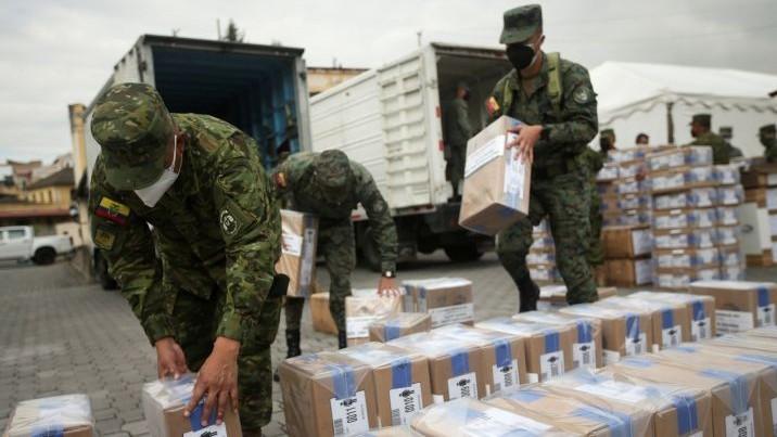 http://fronteradigital.com.ve/Elecciones Ecuador 2021: resultados de las últimas encuestas,  quién va ganando e intención de voto candidatos