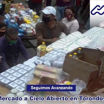 Diario Frontera, Frontera Digital,  MERCADO A CIELO ABIERTO EN TORONDOY, Panamericana, ,Gobernación de Mérida realizó mercado a cielo abierto en Torondoy