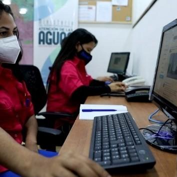 Frontera Digital,  MINAGUAS, Nacionales,  Nueva línea de atención directa con el pueblo  pone en marcha MinAguas