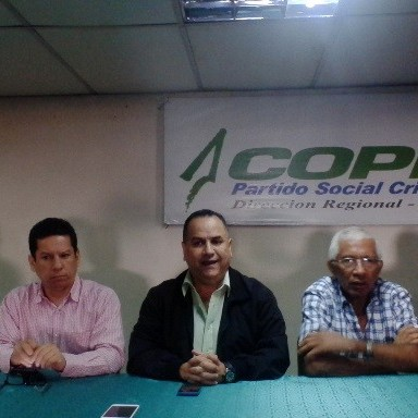 Frontera Digital, Diario Frontera, COMUNICADO Comité de Organización Política Electoral Independiente (Copei) de Mérida