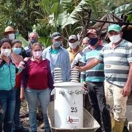 Frontera Digital,  BAILADORES, CORPOELEC, CORPOMÉRIDA, Mocoties,  Dieciséis familias en Bailadores fueron beneficiadas  con nueva unidad de conversión de energía eléctrica