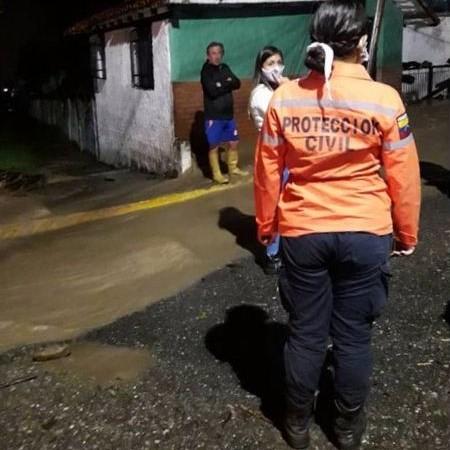 Diario Frontera, Frontera Digital,  PROTECCIÓN CIVIL, Sucesos, ,Funcionarios de Protección Civil  se mantienen alerta ante fuertes lluvias en Mérida