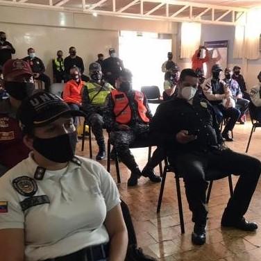 Diario Frontera, Frontera Digital,  ASAMBLEA, POLICÍA DE MÉRIDA, Regionales, ,Fueron electos los voceros por el movimiento social Seguridad  del Consejo Presidencial de Gobierno del Poder Popular en Mérida