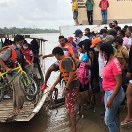 Diario Frontera, Frontera Digital,  RETORNO, APURE, Nacionales, ,Reportan retorno de casi 80%  de desplazados por hechos en Apure
