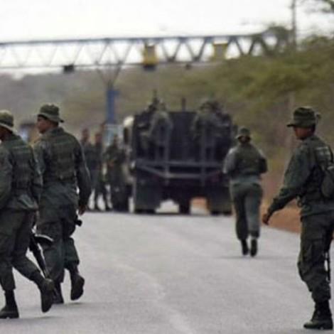 Diario Frontera, Frontera Digital,  FANB, Nacionales, ,FANB confirma bajas y detenidos en «cruentos combates» en Apure