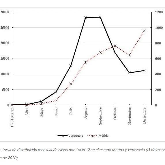 Diario Frontera, Frontera Digital,  TASA DE MORTALIDAD DE COVID-19, Salud, ,Tasa de mortalidad  por Covid- 19  en la región   ha sido  superior a la del país según estudio del OVV Mérida