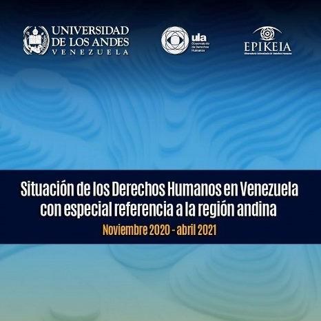Diario Frontera, Frontera Digital,  ODH - ULA, Regionales, ,ODH-ULA presentó informe semestral sobre  la situación de los derechos humanos en la región andina