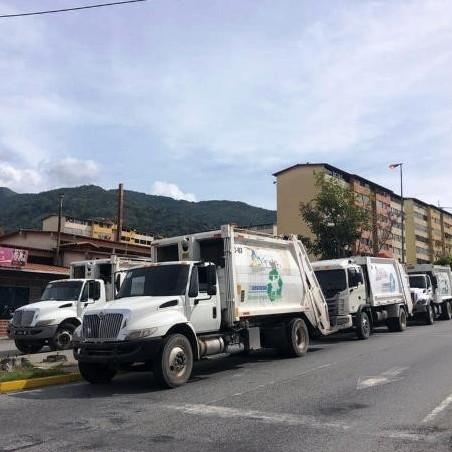 Diario Frontera, Frontera Digital,  ALCALDÍA DE MÉRIDA, SERGIDESOL, Regionales, ,Suspendida recolección de desechos sólidos en el Libertador por falta de combustible
