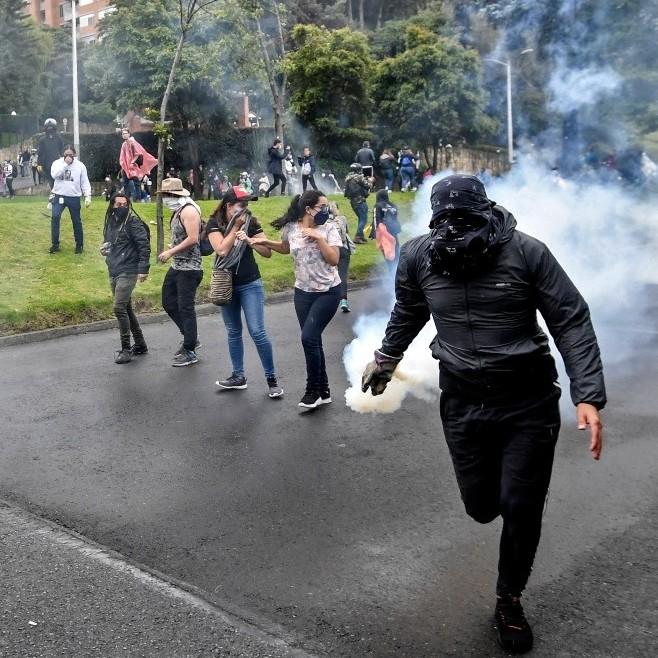 Diario Frontera, Frontera Digital,  ONU, VIOLENCIA, COLOMBIA, Internacionales, ,La ONU denuncia uso excesivo de la fuerza en Colombia  y pide calma de cara al 5 de mayo