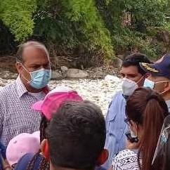 Diario Frontera, Frontera Digital,  JEHYSON GUZMÁN, Panamericana, ,Gobierno Revolucionario atendió afectaciones en el municipio Alberto Adriani