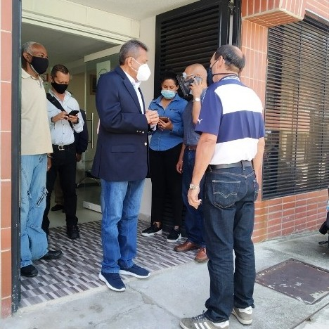 Diario Frontera, Frontera Digital,  GOBIERNO DE MÉRIDA, CLÍNICA DE LOS TRABAJADORES, Salud, ,Gobernador Ramón Guevara entregó  equipos médicos a clínica de los trabajadores