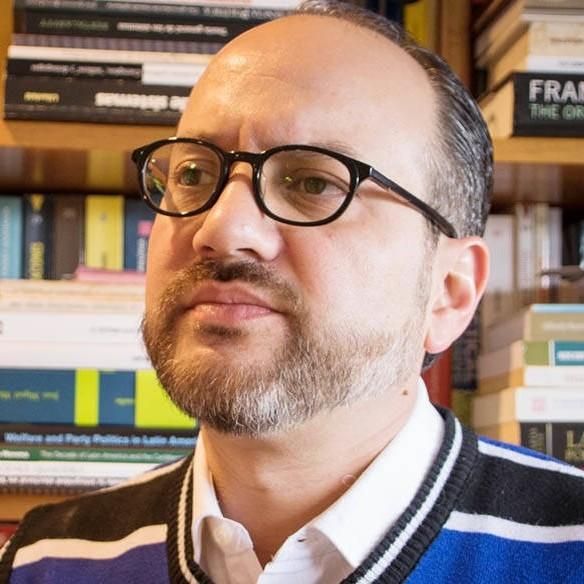 """Diario Frontera, Frontera Digital,  JHON MAGDALENO, Politica, ,John Magdaleno: """"No vamos a tener una elección libre en el corto plazo"""""""