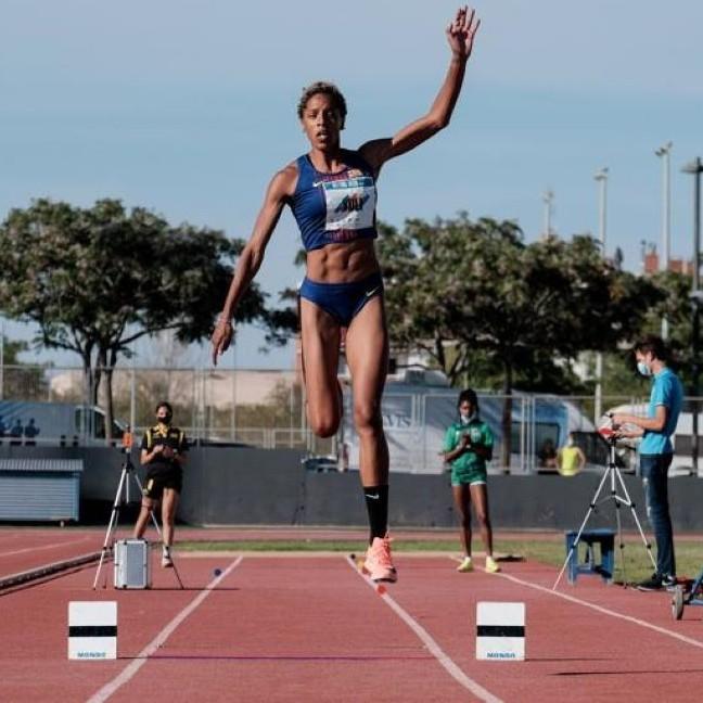 Diario Frontera, Frontera Digital,  YULIMAR ROJAS, Deportes, ,Yulimar Rojas establece la segunda mejor marca en tripe salto