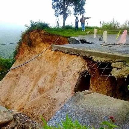 Diario Frontera, Frontera Digital,  GOBIERNO DE MÉRIDA, Mocoties, ,Comando para la atención de las lluvias abordó emergencia en el páramo Mariño