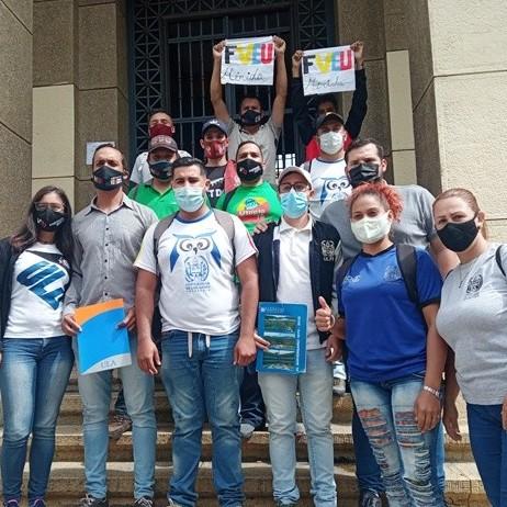 Diario Frontera, Frontera Digital,  Federación Venezolana de Estudiantes Universitarios, Regionales, ,FVEU rechaza actitud de la derecha estudiantil ante el CU   que esbozaba una intención de Seguridad para la ULA