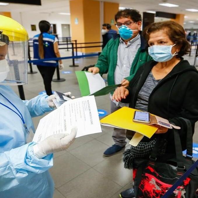 Diario Frontera, Frontera Digital,  IATA, Internacionales, ,IATA alerta posible caos en aeropuertos  si no tienen certificados digitales de vacunación
