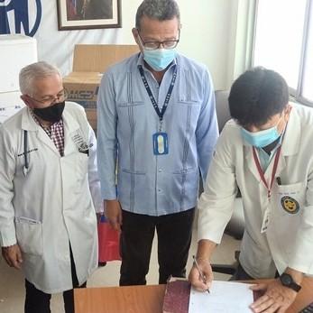 Diario Frontera, Frontera Digital,  vacunas, corposalud, inmunidad de rebaño, Salud, ,Gobierno Bolivariano entregó vacunas  para  inmunizar el resto del personal de salud merideño