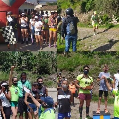 "Diario Frontera, Frontera Digital,  I Carrera Vertical La Calera 2.021, Deportes, ,Todo un éxito ""I Carrera Vertical La Calera 2.021"" en Lagunillas"