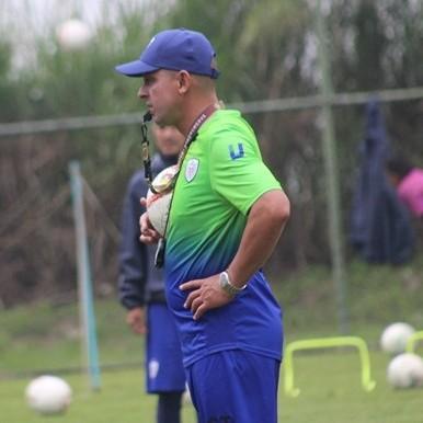"""Diario Frontera, Frontera Digital,  EMFC, LEONEL VIELMA, Deportes, ,Leonel Vielma: """"Estoy contento por la victoria, era necesaria para poder entrar en confianza"""