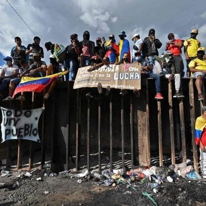 Diario Frontera, Frontera Digital,  COLOMBIA, EL PARO SIGUE, Internacionales, ,COLOMBIA: El paro sigue, anuncia comité nacional  y convoca a movilización masiva el 5 de mayo